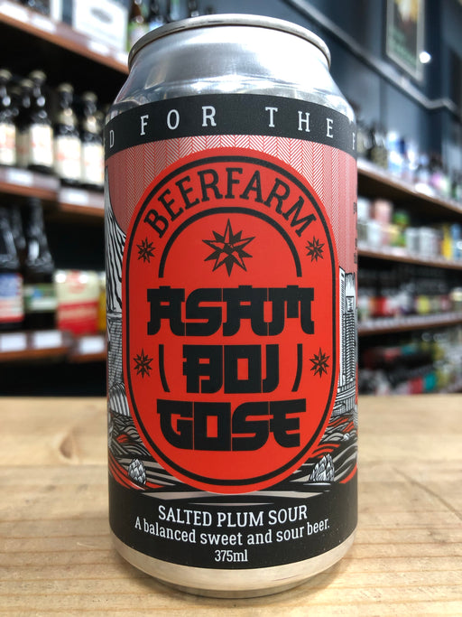 Beer Farm Asam Boi Gose 375ml Can