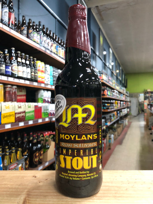 Moylan's Ryan Sullivans 2017 Barrel-Aged Imperial Stout 650ml