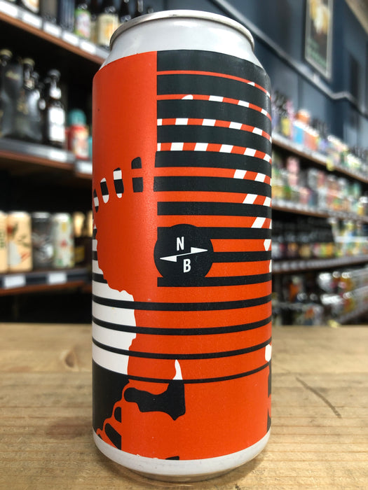 North Brewing Co Waving Flags DDH IPA 440ml Can