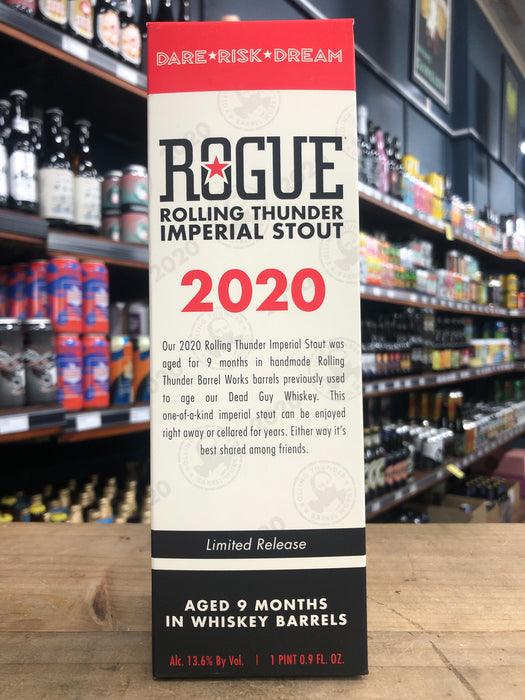Rogue Rolling Thunder Imperial Stout 2020 500ml