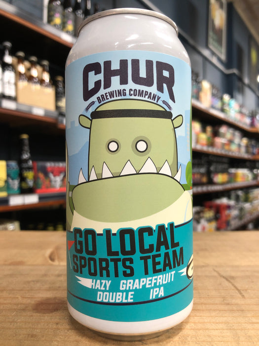 Chur Go Local Sports Team 440ml Can