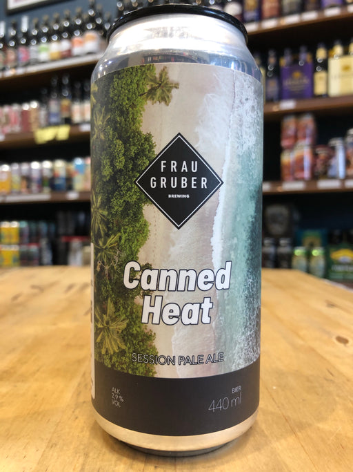 FrauGruber Canned Heat 440ml Can