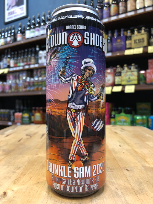 Clown Shoes Crunkle Sam 2020 568ml Can