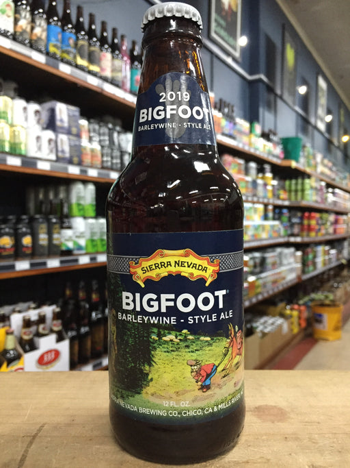 Sierra Nevada Bigfoot Barleywine 355ml