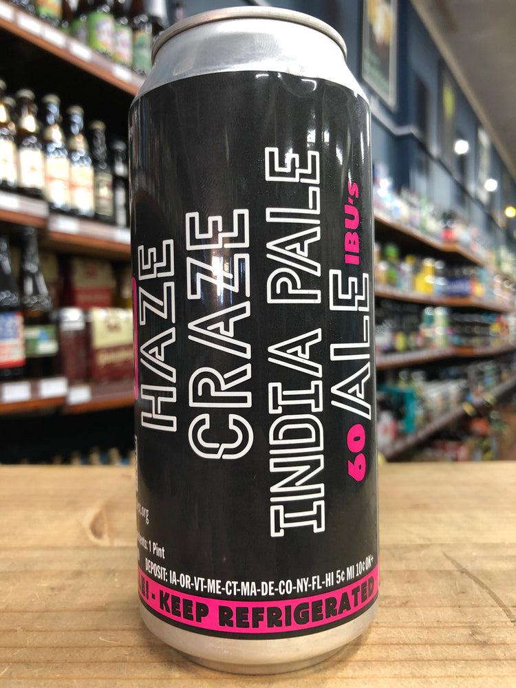 Moylans Haze Craze IPA 473ml Can