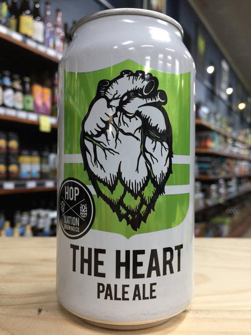 Hop Nation The Heart Pale Ale 375ml Can