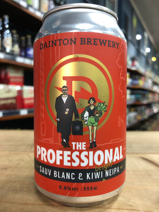 Dainton The Professional Bright NEIPA 355ml Can