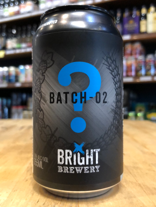 Bright Brewery Mystery Beer Batch-2 375ml Can