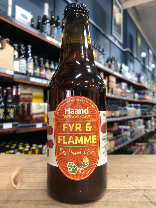 HaandBryggeriet Fyr & Flamme 330ml