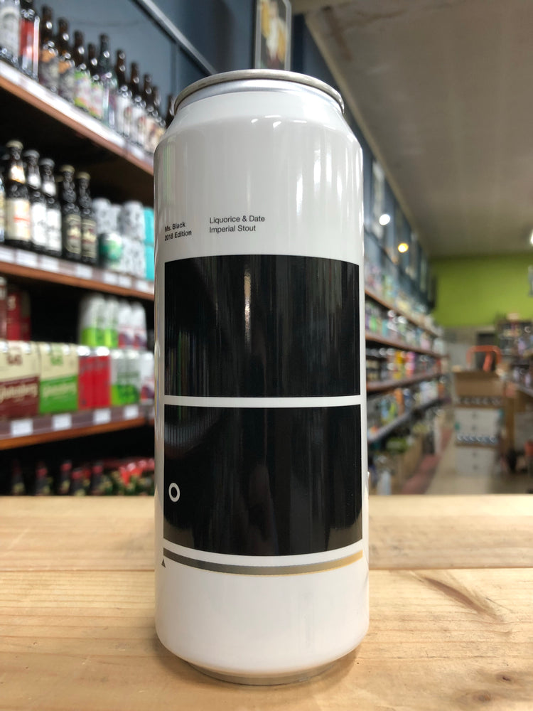 To Øl Ms Black Imperial Stout 2018 Edition 500ml