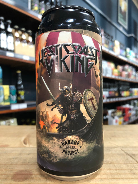 Garage Project West Coast Viking 440ml Can