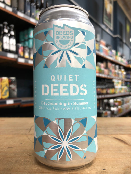 Quiet Deeds Daydreaming In Summer 440ml Can