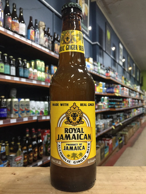 Royal Jamaican Ginger Beer 355ml