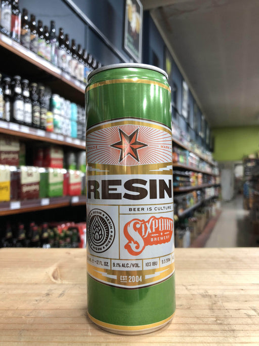 Sixpoint Resin Imperial IPA 355ml Can
