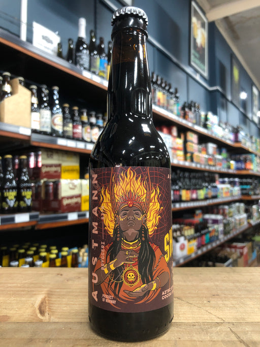 Austmann / Brussels Beer Project La Shaman Aztec Stout 330ml