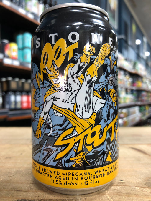 Stone Farking Wheaton wOOtstout 355ml Can