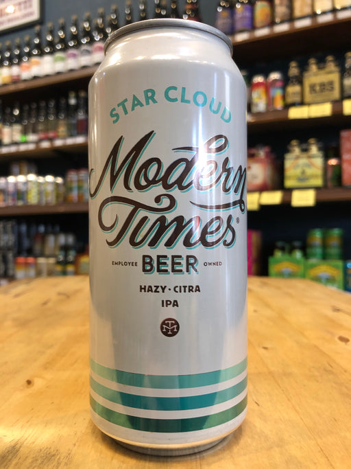 Modern Times Star Cloud 473ml Can