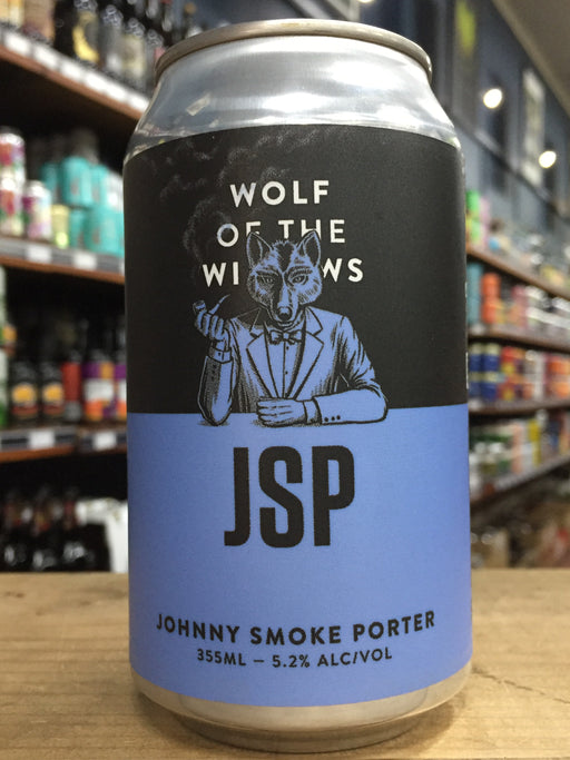 Wolf Of The Willows Johnny Smoke Porter 355m Can