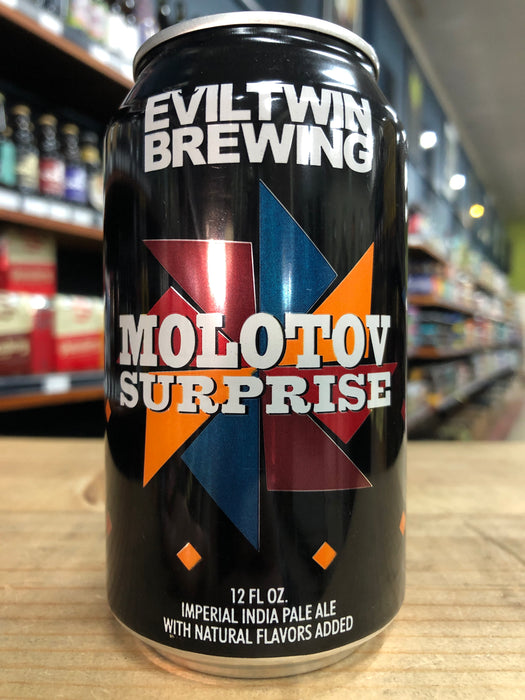 Evil Twin Molotov Surprise Pink Guava 355ml Can