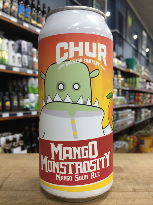 Chur Mango Monstrosity Mango Sour Ale 440ml Can