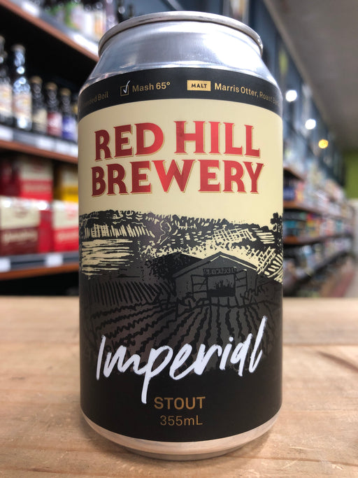Red Hill Imperial Stout 330ml Can