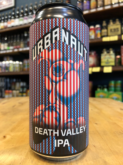 Urbanaut Death Valley West Coast IPA 440ml Can