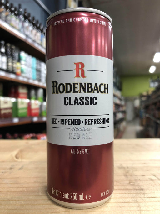 Rodenbach Classic Flanders Red Ale 250ml Can