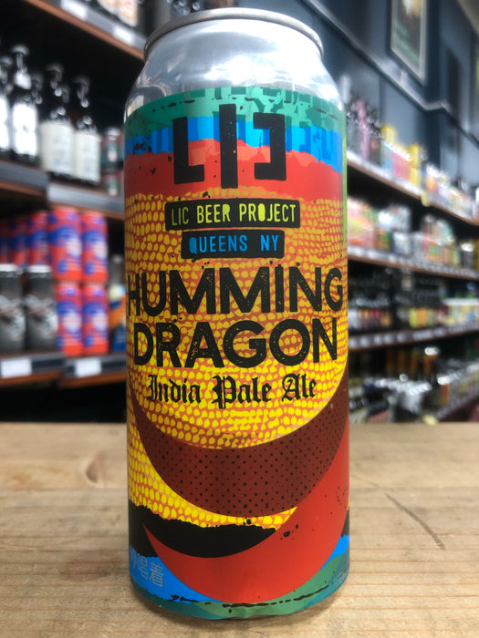 LIC Beer Project Humming Dragon 473ml Can