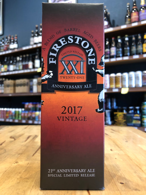 Firestone Walker 21 (XXI) Anniversary Ale 355ml