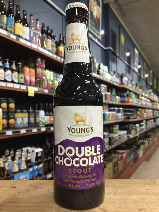 Young's Double Chocolate Stout 330ml