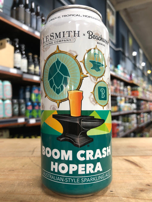 AleSmith / Beachwood Brewing Boom Crash Hopera 473ml Can