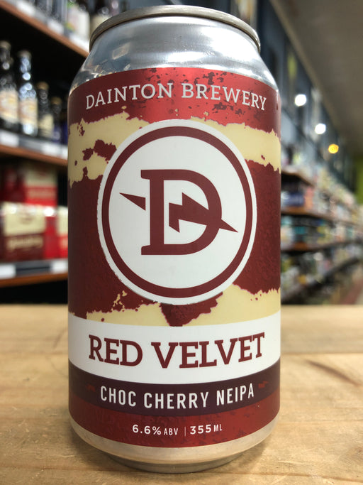 Dainton Red Velvet Choc Cherry NEIPA 355ml Can