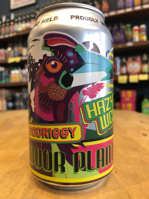 Bodriggy Indoor Plant Sale Hazy IPA 355ml Can