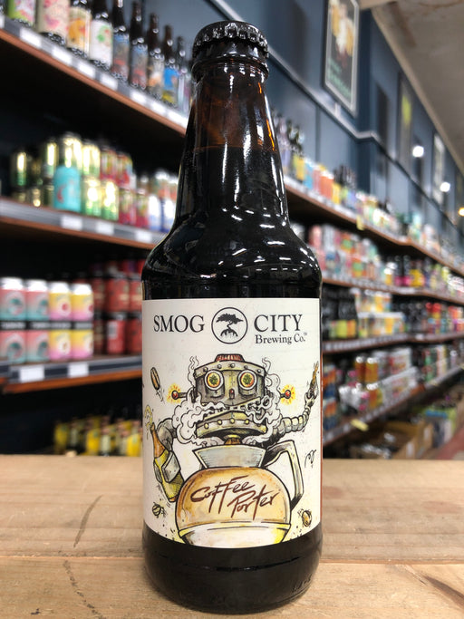 Smog City Coffee Porter 355ml