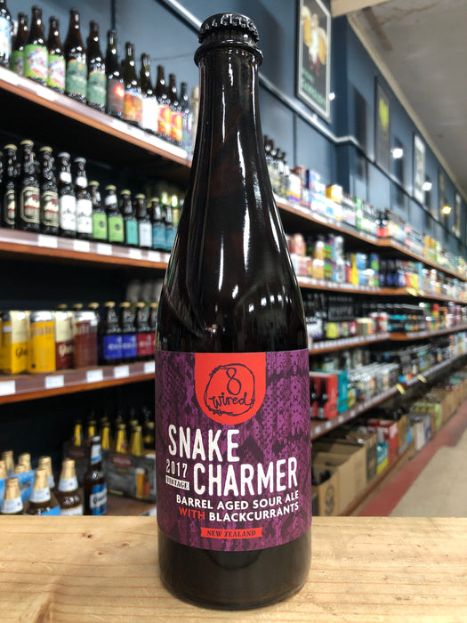 8 Wired Snake Charmer Barrel-Aged Sour Ale 2017 500ml