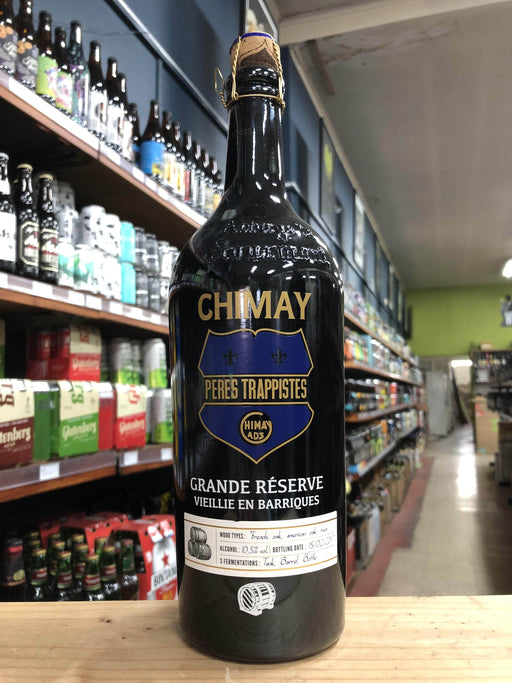 Chimay Grand Reserve Barrique Rum 2017 750ml - Purvis Beer