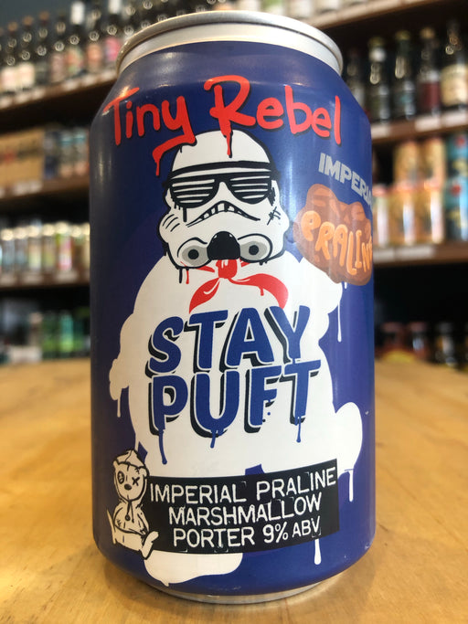 Tiny Rebel Stay Puft Imperial Praline Edition 330ml Can