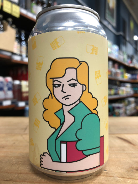 CoConspirators The Apprentice Chocolate Milk Stout 355ml Can