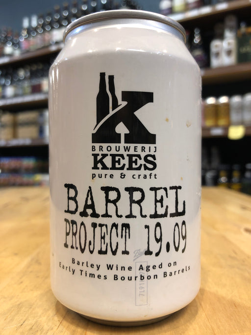 Kees Barrel Project 19.09 330ml Can