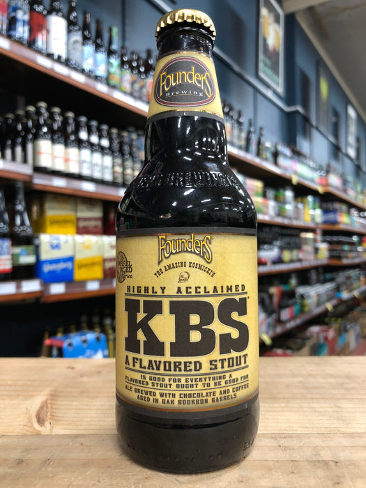 Founders KBS Kentucky Breakfast Stout 355ml