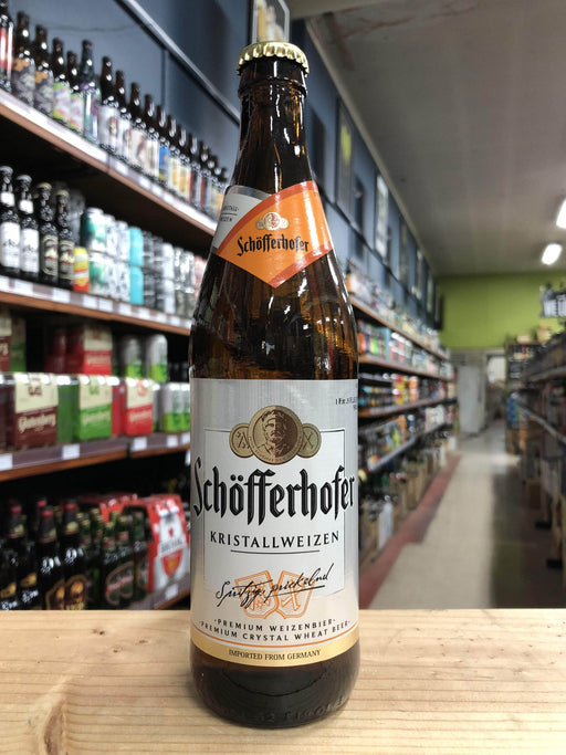 Schöfferhofer Kristall 500ml