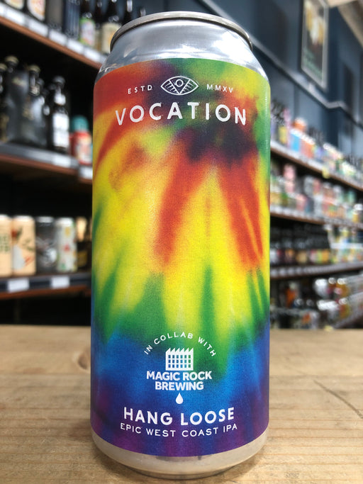 Vocation Hang Loose IPA 440ml Can