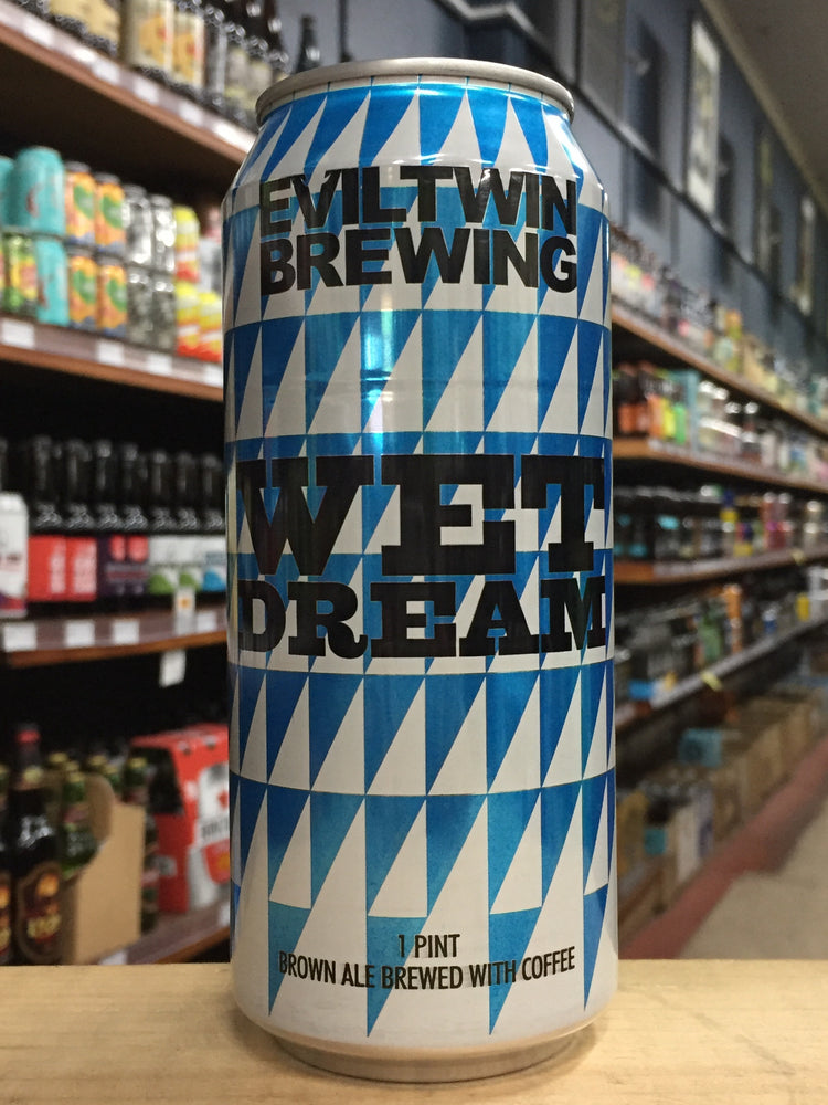 Evil Twin Wet Dream Brown Ale 473ml Can