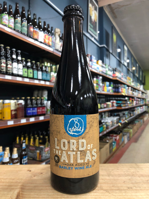 8 Wired Lord Of The Atlas Barrel-Aged Barley Wine Ale 500ml