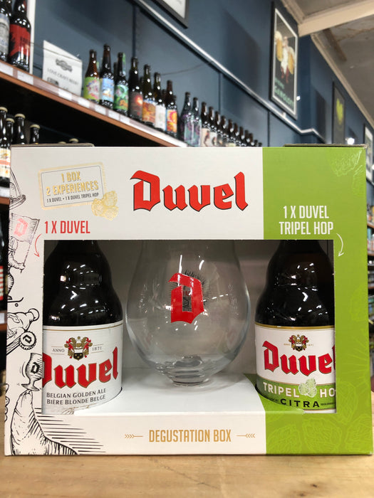 Duvel Triple Hop Gift Pack