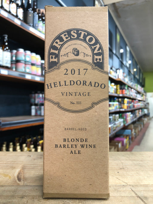 Firestone Walker Helldorado 2017 375ml
