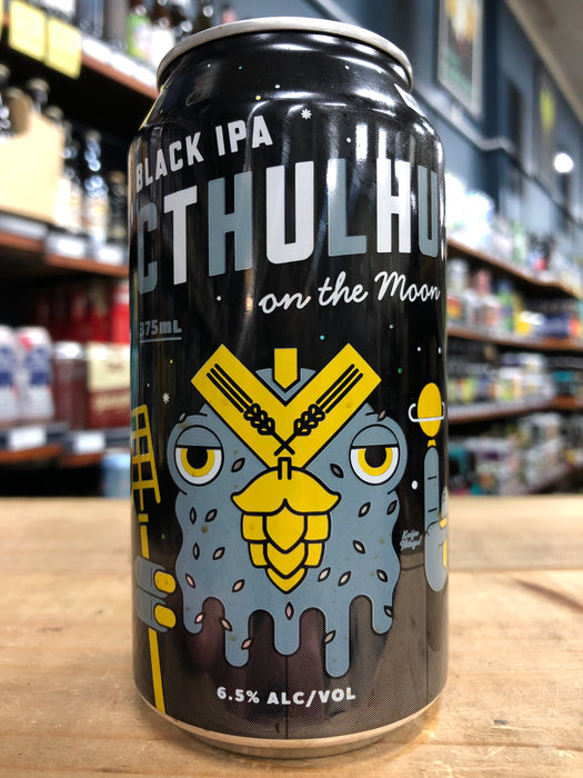 Kaiju Cthulhu Black IPA 375ml Can