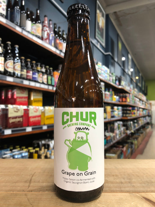 Chur Grape on Grain 330ml