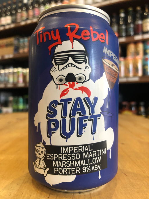 Tiny Rebel Stay Puft Imperial Espresso Martini Edition 330ml Can
