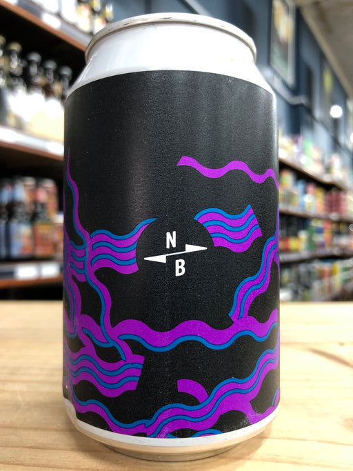 North X Buxton Smoked Imperial Stout 330ml Can